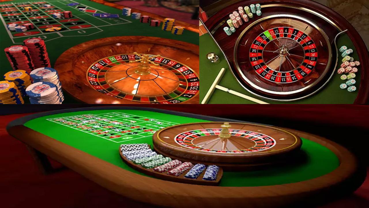 игра рулетка онлайн играть